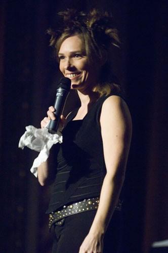 Louise Aubé en spectacle au Théâtre Granada de Sherbrooke
